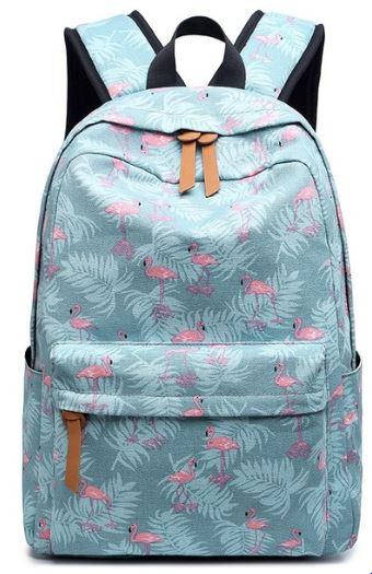 c757eb2763a7d Plecak szkolny w zwierzęta wzory dla młodzieży HIT